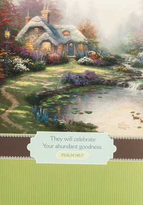 Thomas Kinkade Cards
